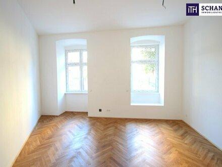THE PLACE TO BE!!! Perfekte Kleinwohnung in ruhiger Seitengasse nach liebevoller Sanierung! Erstbezug