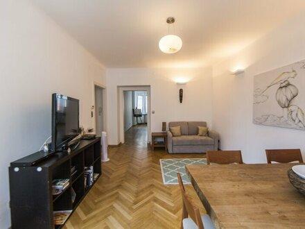 Möblierte 3 Zimmer Wohnung für 6 Monate zu vermieten!