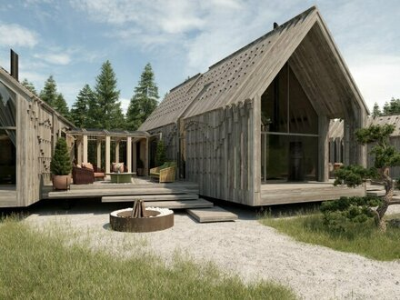 ITH - TRAUMHAUS ganz aus Holz - ein Leben im Einklang mit der Natur! Provisionsfrei!