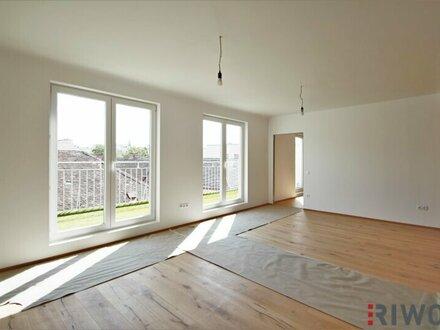 Spittelbergnähe - sonnige Terrassenwohnung - Frisch saniert