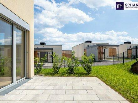 ITH - PROVISIONSFREIES Terrassenhaus im Erstbezug in ökologischer Bauweise!