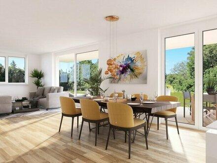 Perfekte 4-Zimmer-Garten-Wohnung in Premiumlage Aigen