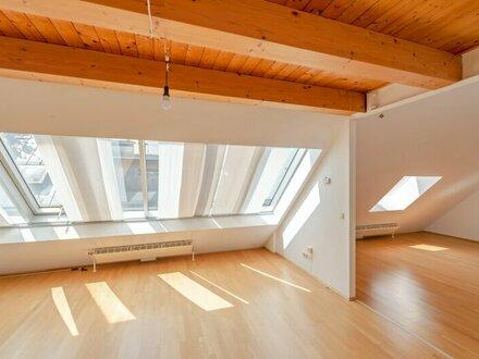 ++NEU++ Gebrauchte 3-Zimmer Dachgeschoss-Erstbezug mit Terrasse **Hofruhelage**