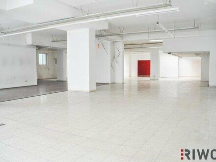 423m² Geschäftslokal auf der Mariahilferstraße