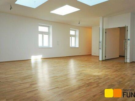 Traumsanierung: loftartige Wohnung im Hofhaus