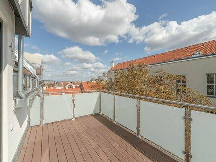++NEU** Fantastische 4-Zimmer DG-Maisonette, sehr gute Raumaufteilung, mit Balkon u. 2 Terrassen!