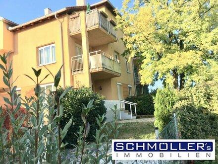 Helle 2-Zimmer-Wohnung mit Eigengarten am Linzer Gaumberg