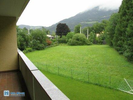 Sehr gut aufgeteilte 2 Zimmer Wohnung in Aigen mit Balkon - Hereinspaziert
