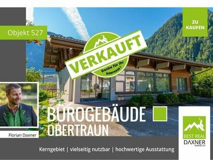Verkauft! Ehemaliges Bürogebäude mit viel Potential im Zentrum von Obertraun am Hallstättersee!!