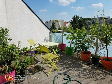 3 Zimmer-Terrassendachgeschoß Maisonette- Nähe Alte Donau!