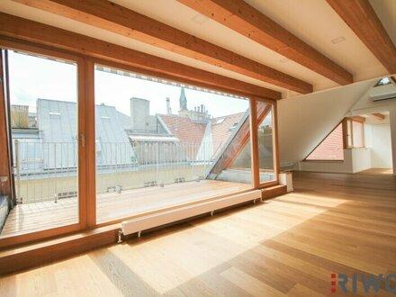 !! DG-ERSTBEZUG in Bestlage !! Perfekte 3-Zimmerwohnung mit Terrasse (ca. 12 m²) in absoluter Hofruhelage