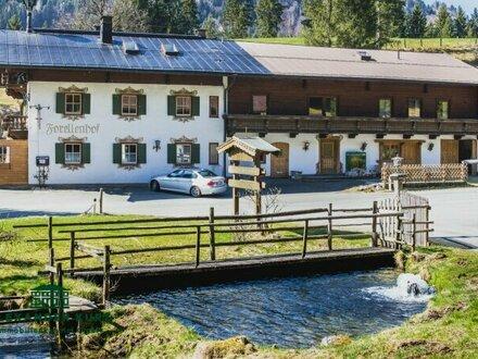 Gasthof und Fischzucht mit Ausbaupotential in Tirol