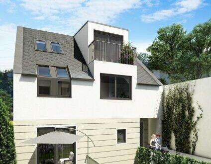 Doppelhaushälften Mautner-Markhof-Gasse 61/Haus 2B