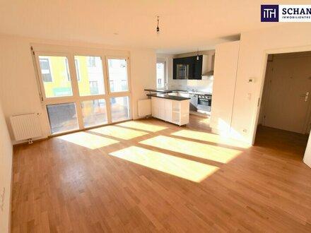 Elegante 3-Zimmer-Wohnung mit Balkon im Innenhof! Super stylische Wohnung ganz nach Ihrem Geschmack!