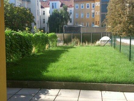 Sonnige Gartenwohnung in der Ottakringerstrasse bei U3