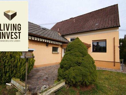 Älteres Einfamilienhaus mit Potential auf großem Grundstück in Dietach zu vergeben