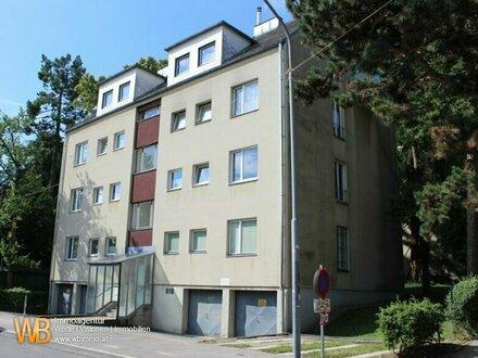 1170 Promenadegasse: sanierungsbedürftige Wohnung in zentraler Grünruhelage