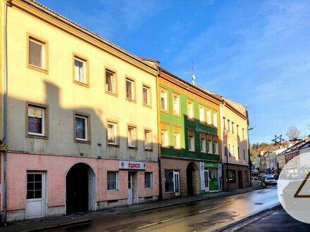 zentrales Zinshaus in Mauerkirchen