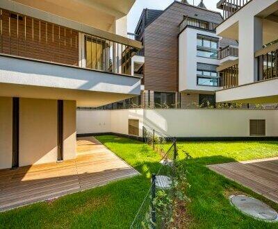 Familienwohnung mit großem Garten nahe am Wienerwald