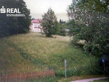 Baugrund in St. Sebastian - Mariazell