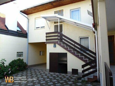 Stockhaus mit Gästezimmern in Mörbisch am Neusiedlersee