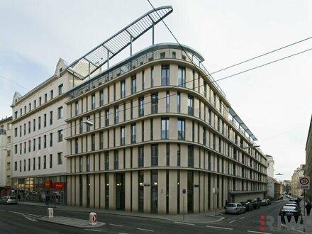 Moderne Büros auf der Gumpendorfer Straße! 100m² bis 277m²