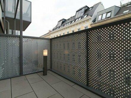 Erstbezug! 3-Zimmer-Balkonwohnung mit Garage zu vermieten!