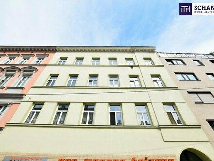 Charmantes Zinshaus mit Potential und grünem Hof in Bestlage! TOP Infrastruktur + Perfekte Anbindung!