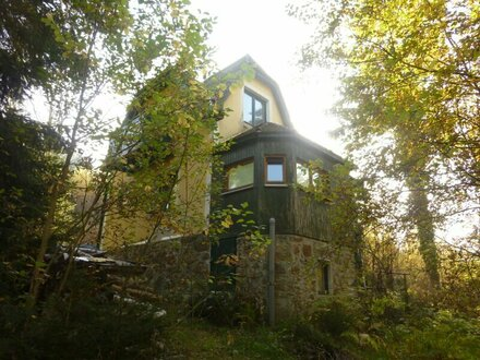 Einzellage im Wald Nähe Moorbad Harbach