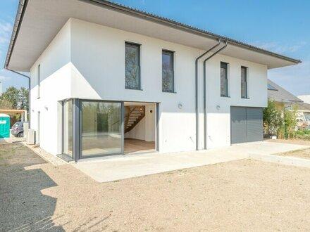 ++PROVISIONSRABATT++ wunderschöne Doppelhaushälfte 30km von Wien entfernt! schlüsselfertig! sehr hochwertige Ausstattung!