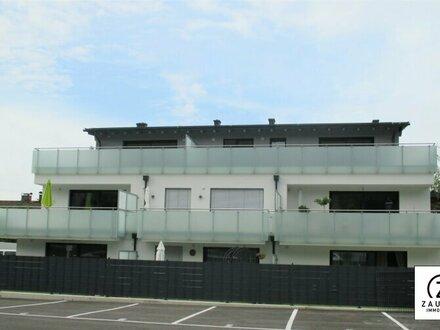 Neubau: Exquisite 3-Zi.-Penthousewohnung mit 30 m²-Sonnenterrasse in Neualm