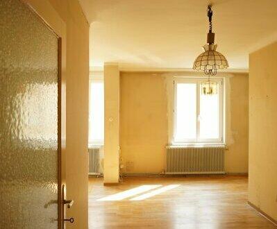 Helle und ruhige 2 Zimmerwohnung mit kleinem Balkon