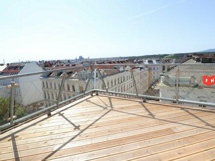 Neu sanierte Dachgeschosswohnung mit TOP-Terrasse und Fernblick