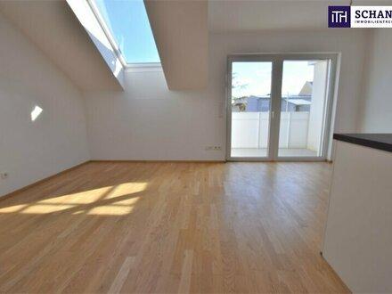 TRAUMHAFTE 3-Zimmer DACHGESCHOSSWOHNUNG + Sonnenterrasse + Top-Infrastruktur + Nähe FH!
