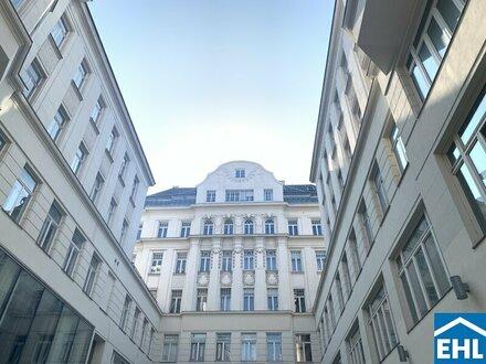 Exklusive Büroflächen auf der Mariahilfer Straße mit bester Infrastruktur!