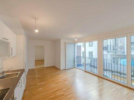 ++NEU++ Nette 2-Zimmer Neubauwohnung in Top-Lage!