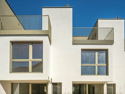 "++NEU++ Projekt ""SONNENDECK"", 5 hochwertige Architekten-Reihenhäuser, nahe Seestadt Aspern!"