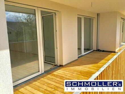 Erstbezug - Hochwertige 2-Zimmer-Terrassen-Wohnung in Steinhaus bei Wels