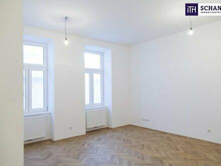 Top sanierte Altbauwohnung + Unbefristet vermietet! Investition in die Zukunft! U-Bahn Nähe + Rundum renoviertes Altbauhaus!