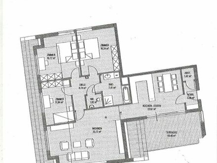 Liezen! - Mitten im Leben! Es geht los! Top 08 -Die ausgedehnte Komfort-Wohnung für Anspruchsvolle