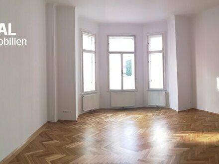 3-Zimmer-Altbau-Mietwohnung unbefristet