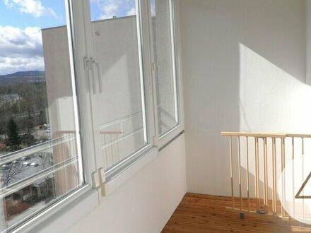 Sonnige Wohnung mit herrlicher Aussicht