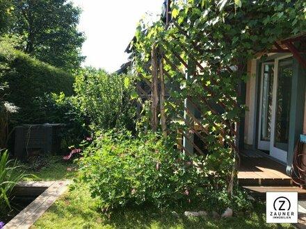 Gartentraum! Gemütliche 3-Zi.-Gartenwohnung in St. Georgen bei Salzburg