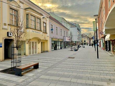 Repräsentative Geschäftsfläche nächst Haupt- und Domplatz