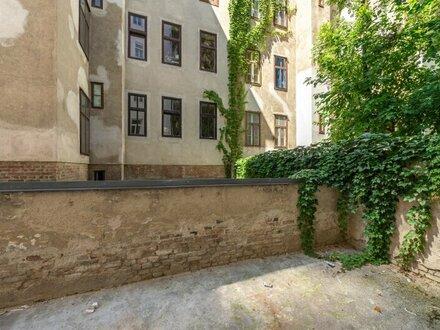 // -15% PROVISIONSRABATT // Hochwertiger 4,5-Zimmer EG-ERSTBEZUG mit Garten, toller Stilaltbau, perfekte Raumaufteilung!…