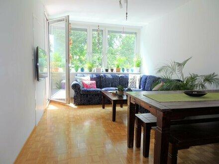 2-Zimmer-Wohnung Aigen/Nähe Finanzamt
