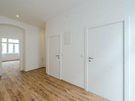 ++NEU++ 3-Zimmer ERSTBEZUG nahe WU, **11m² Balkon**, Hoftrakt!!