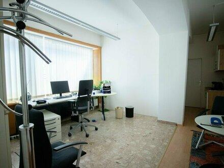 Büro-/Praxisräumlichkeit nähe Bahnhof zu vermieten
