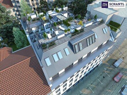 Schnell zugreifen: Perfekt aufgeteilte 4-Zimmer Dachgeschoßwohnung mit gemütlicher Terrasse in 1190 Wien!