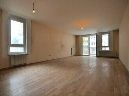 EUM - Upper West 119! 3-Zimmer-Balkonwohnung mit separater Küche